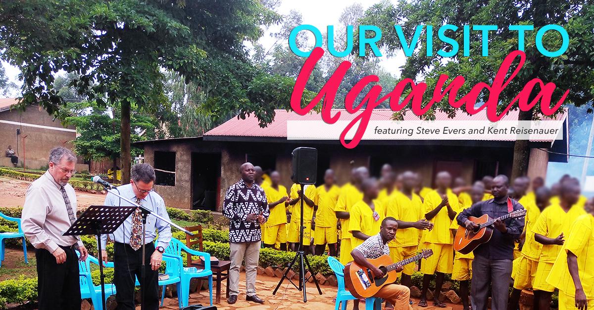 uganda, africa, steve evers, kent reisenauer