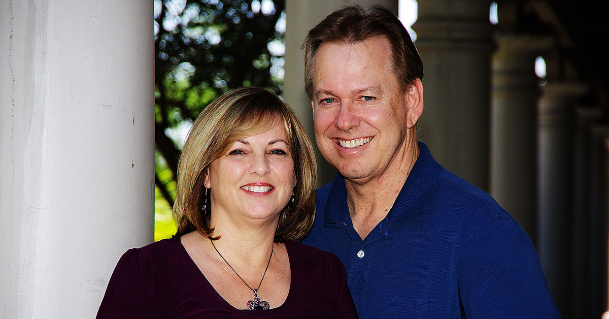 Mark and Vanessa Burritt