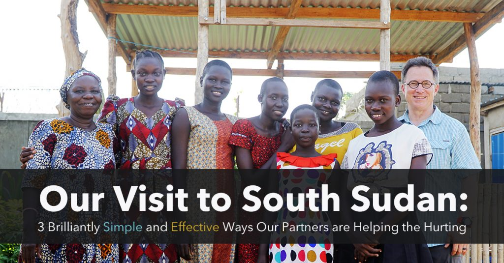 Our Visit to South Sudan, Podcast Episode