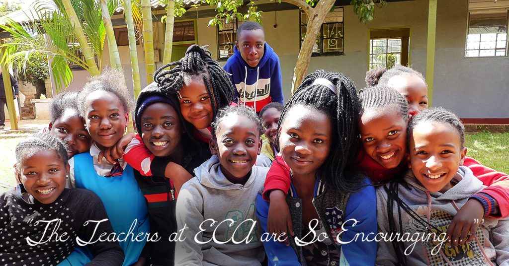 Excellence Christian Academy, Zambia
