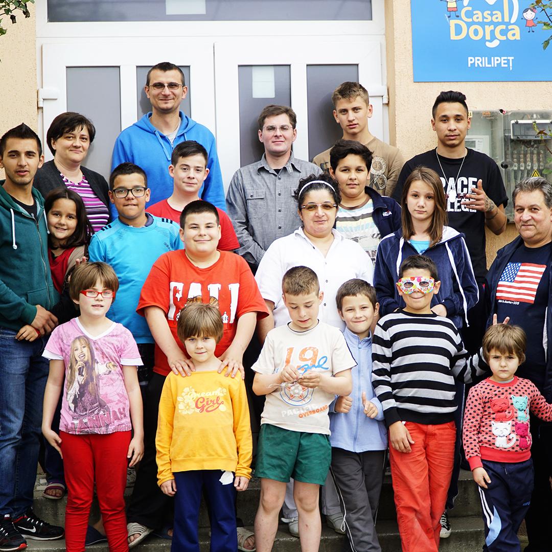 donate casa dorca children's home