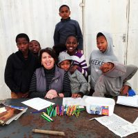 education for underserved communities, south africa