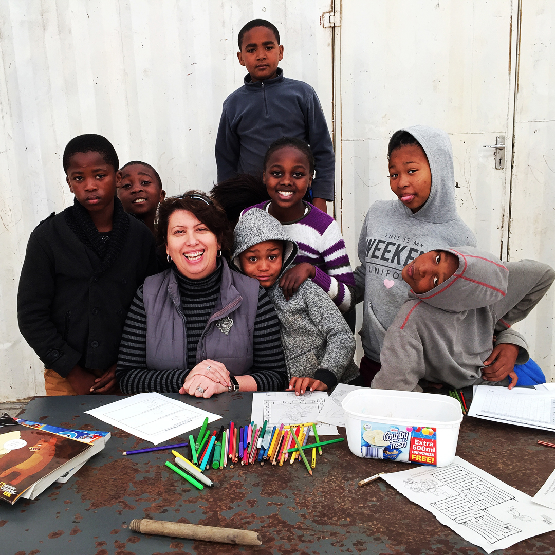 EDUCATION FOR UNDERSERVED COMMUNITIES PROJECT