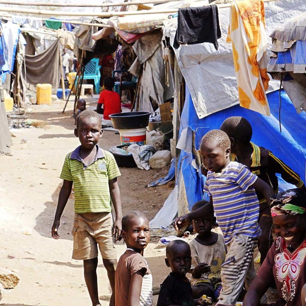 south sudan relief and evangelism, feature