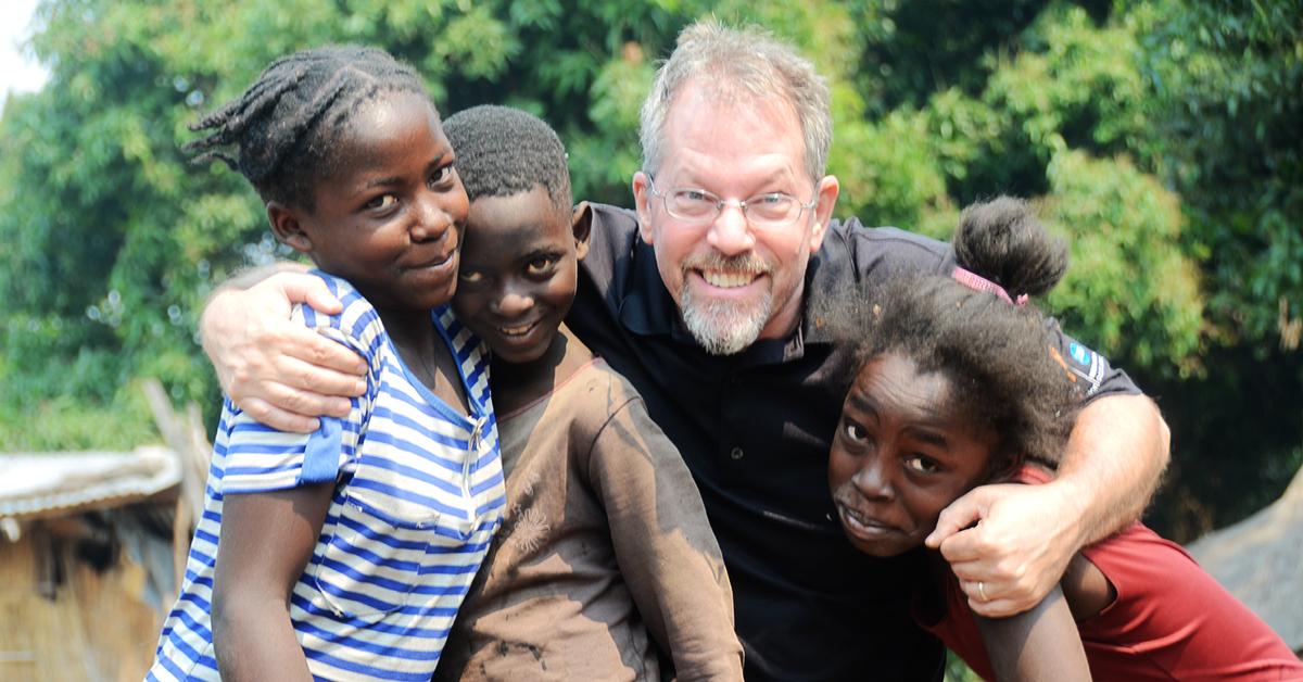 kent reisenauer, zambia, clean safe water, johan leach