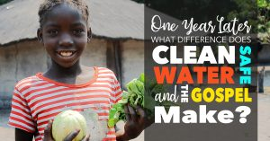 Zambia, Clean Safe Water