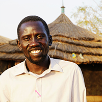 lazarus yezinai, south sudan, feature
