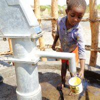 Water Well for a Remote Village in Zambia