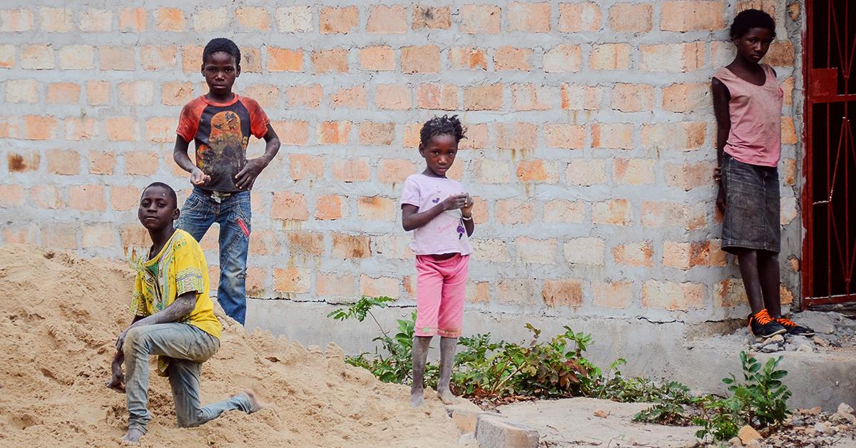 lubemba village, zambia, eugene kalunga