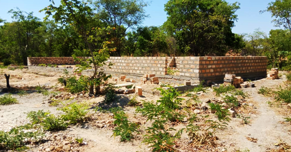 Village School, Zambia, Eugene Kalunga