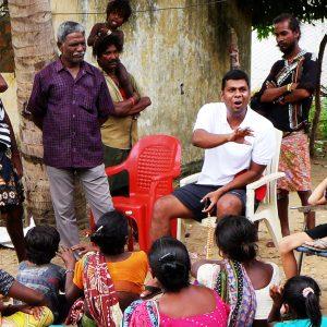 India Relief and Evangelism