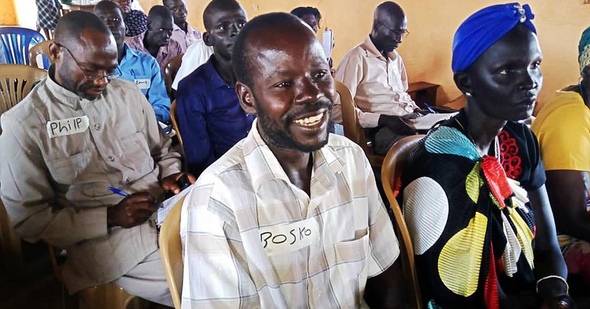 Bweyale Uganda, Lazarus Yezinai, Vicky Waraka
