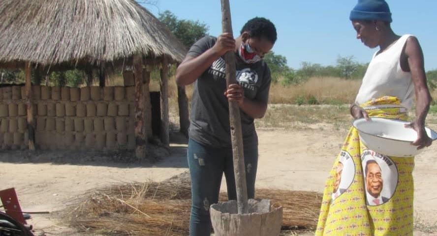 Cozmore, Zimbabwe, Charl van Wyk, Project Joseph