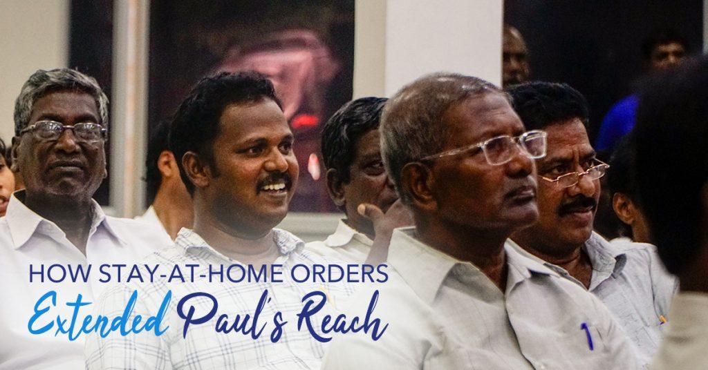 Paul, India, Pastors Training