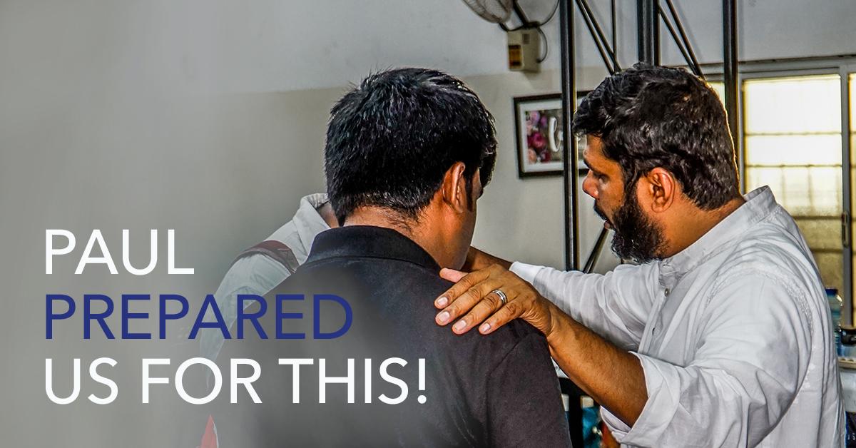 Paul, India, Discipleship