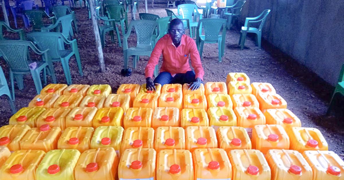 Lazarus Yezinai, South Sudan