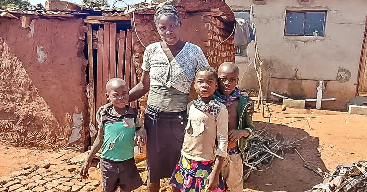 Zimbabwe, Charl van Wyk, Cozmore, Project Joseph