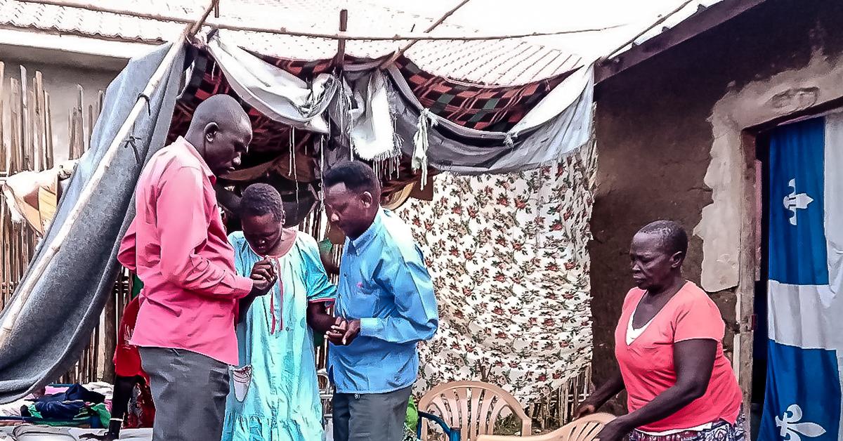lazarus, project joseph, south sudan