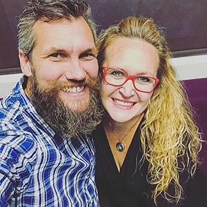 Richard and Brooke Nungesser