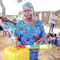 Handwashing kit and clinic, Christmas Catalog 2020, South Sudan