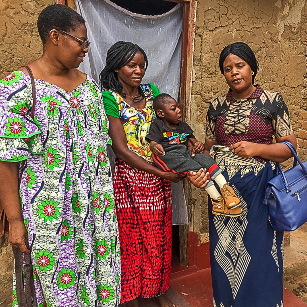 ECA, Project Joseph, Zambia, Audrey Kalunga