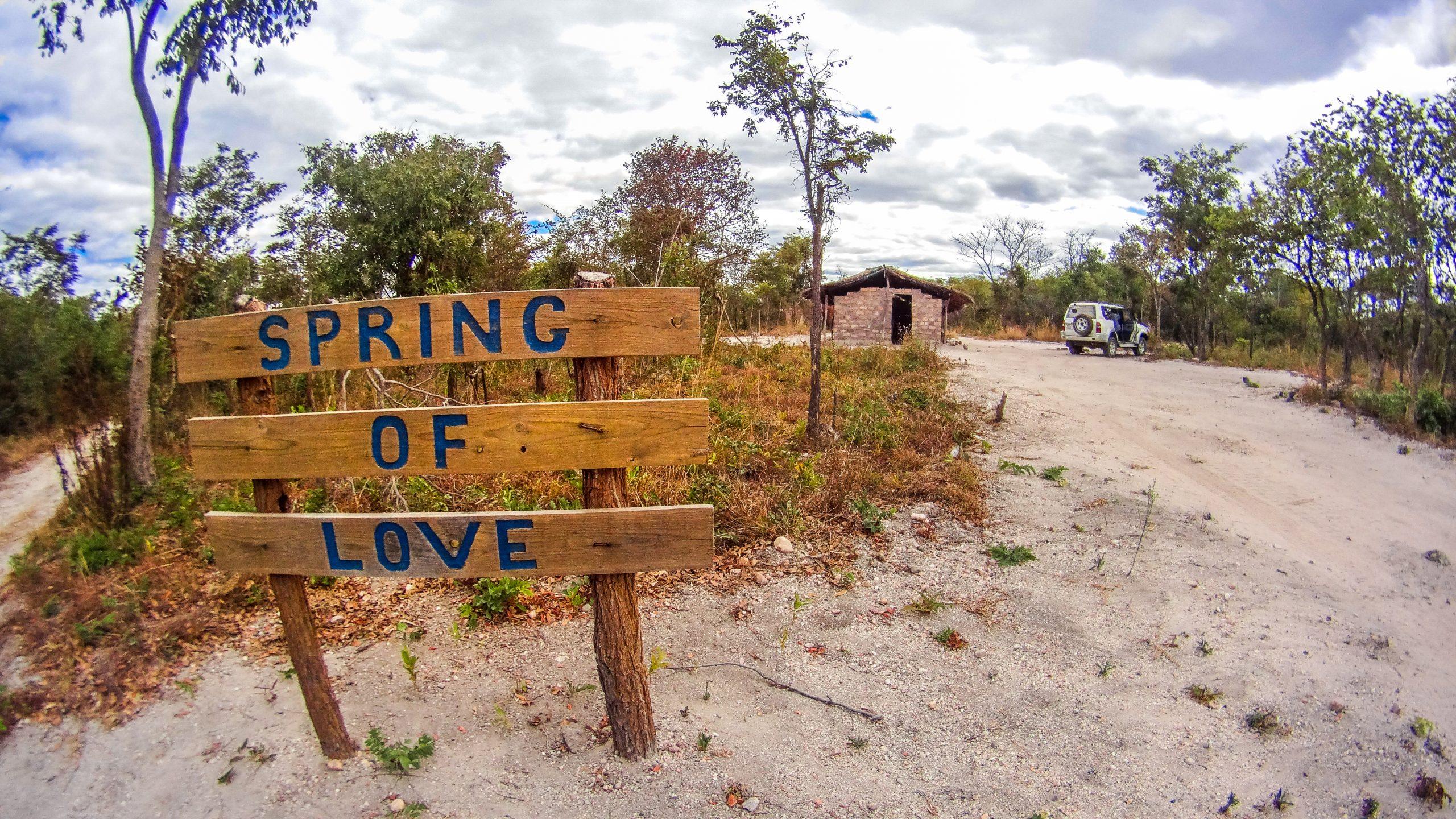 Spring of Love, Zambia