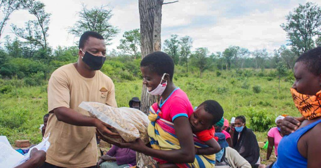 Project Joseph, Zimbabwe, Charl, Cozmore