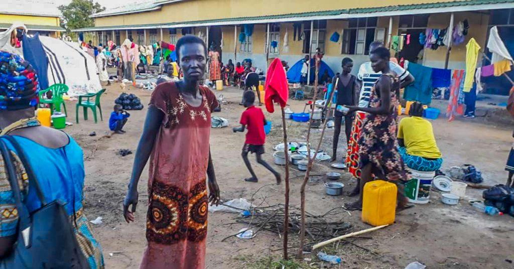 Mangalla, South Sudan