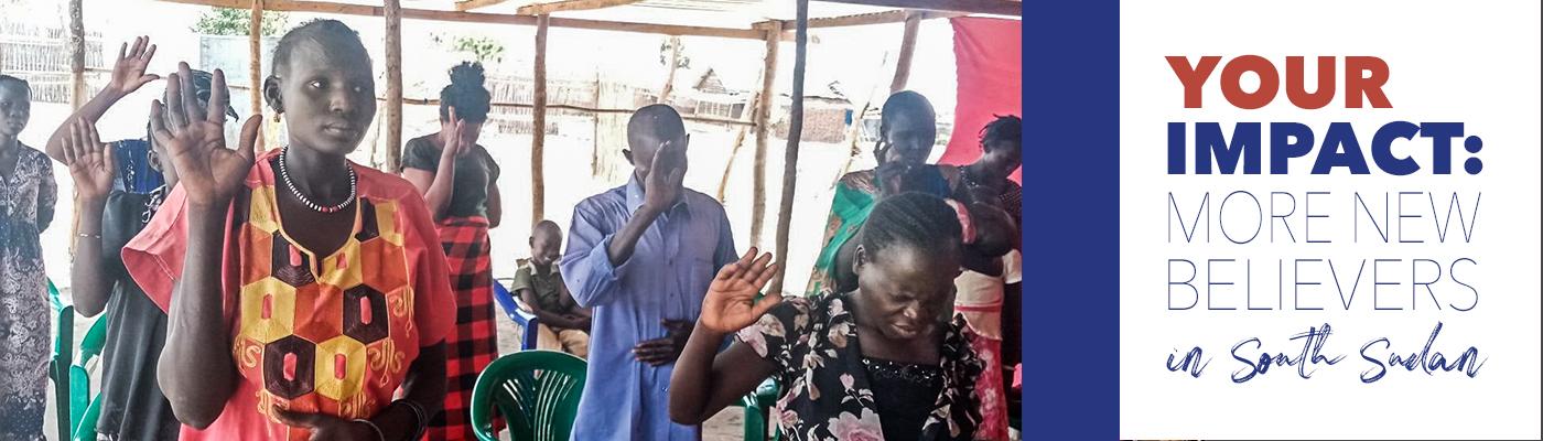 Slider, South Sudan, Lazarus