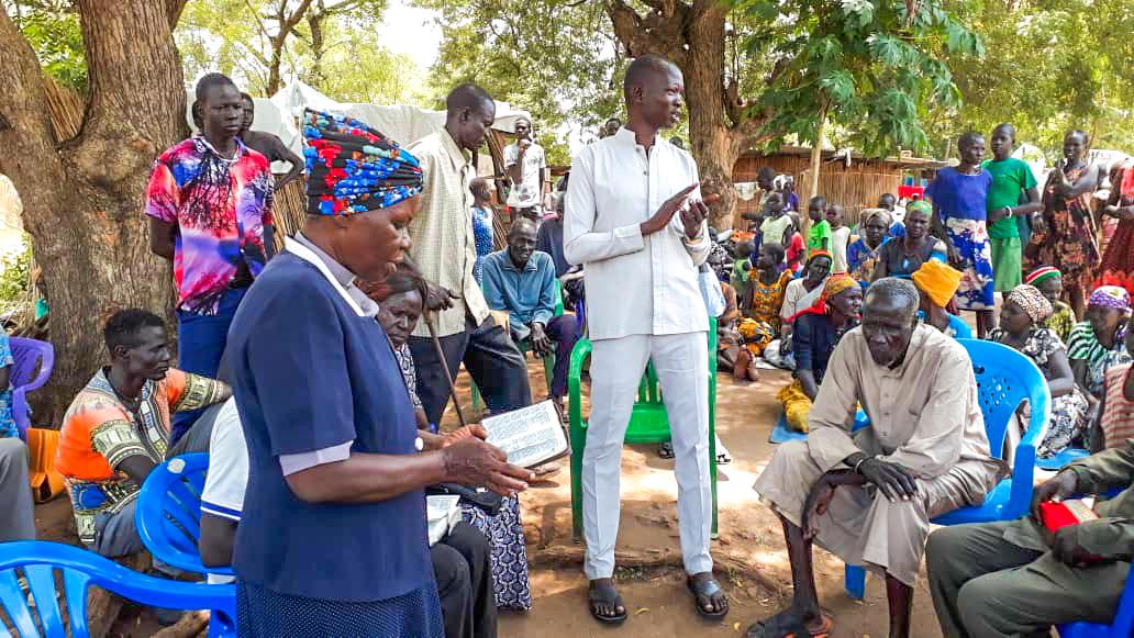 Vicky Waraka, South Sudan, Project Joseph