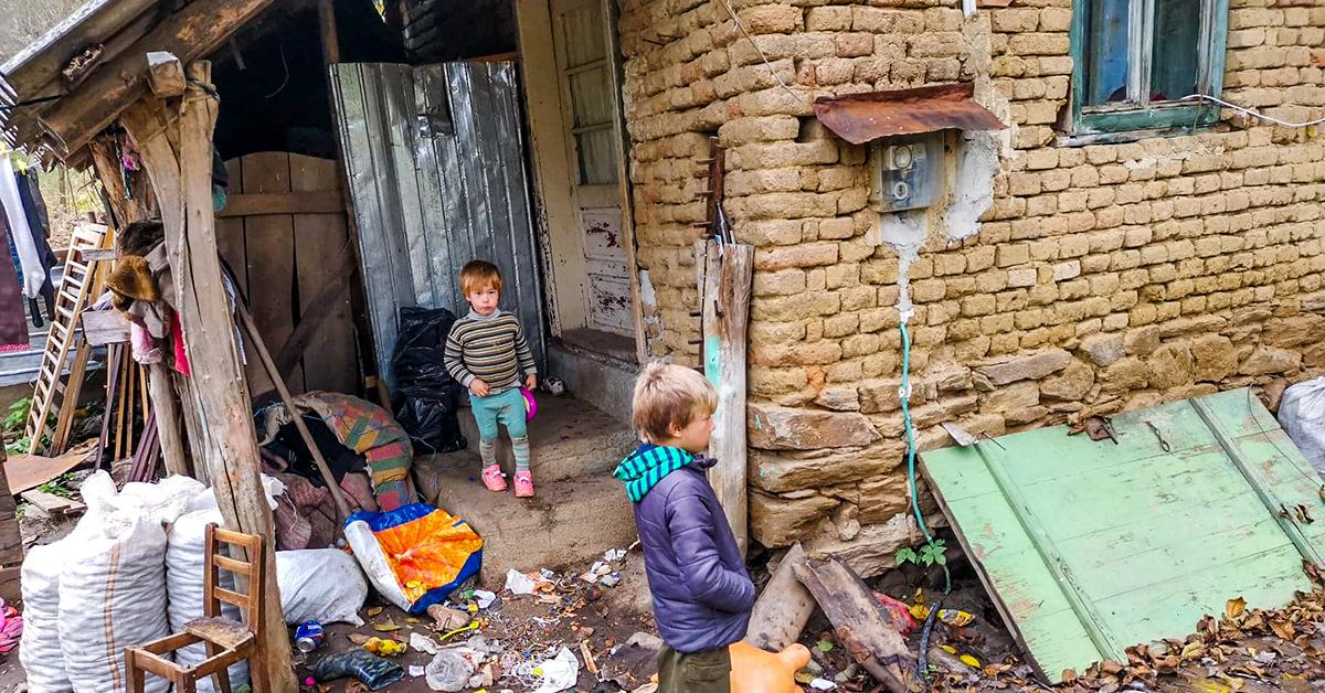 Casa Dorca, Project Joseph, Romania