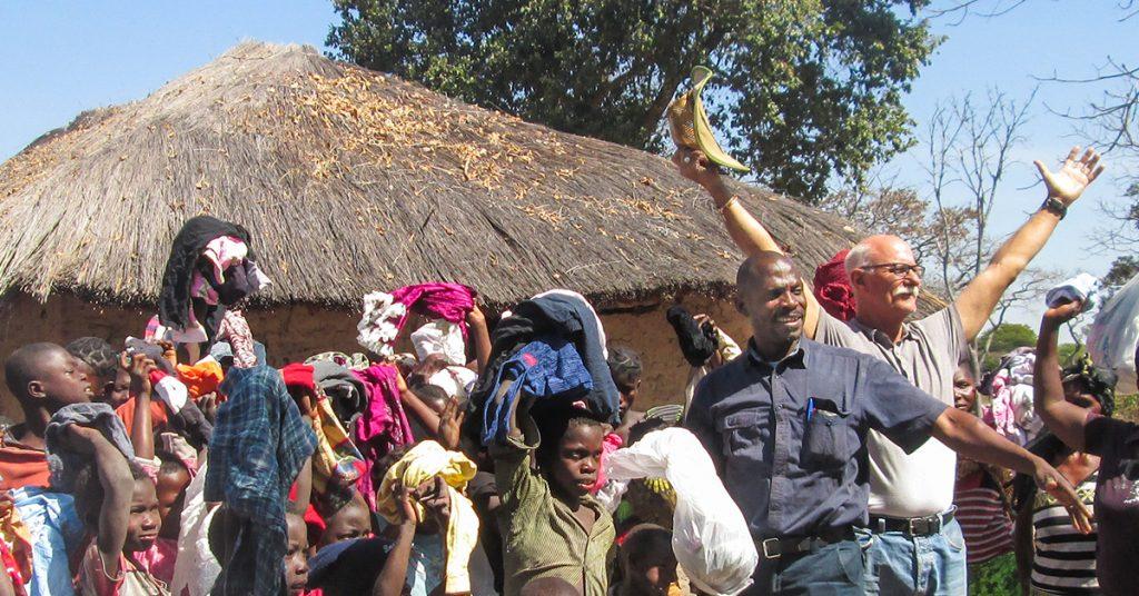 Zambia, Johan Leach, Colin
