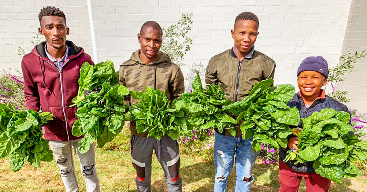 Soldiers for Christ, Project Joseph, Stone Hill, South Africa