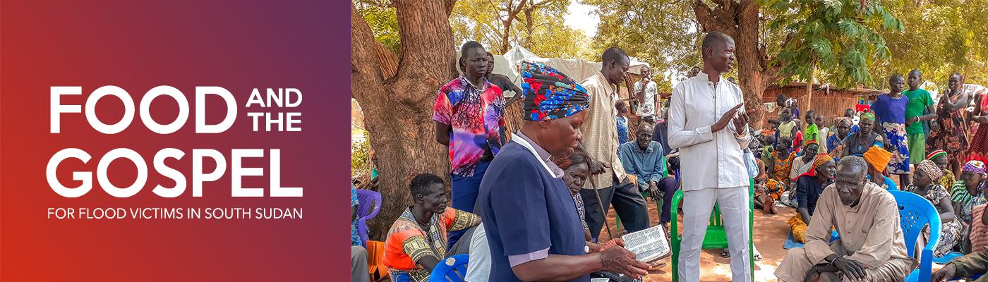 Slider, South Sudan, Project Joseph