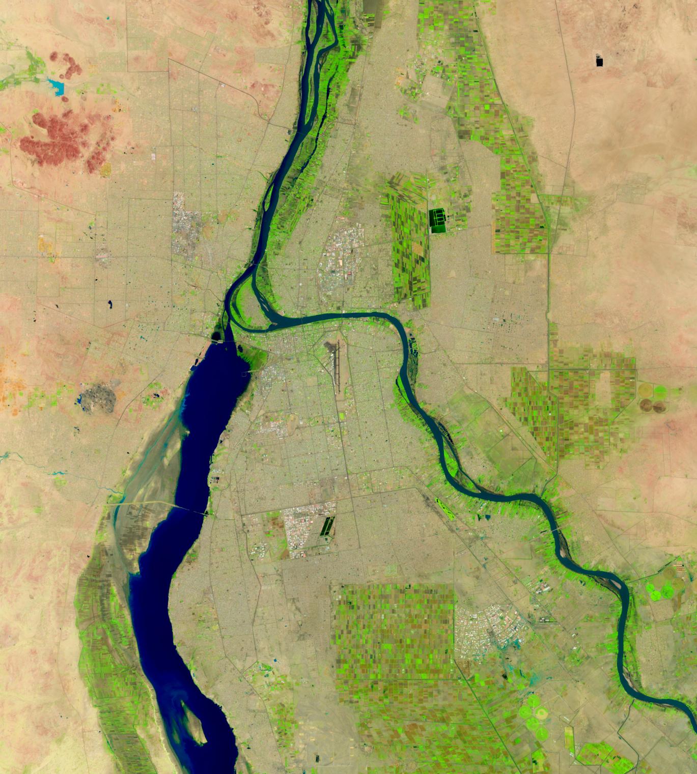 2020 Nile flood
