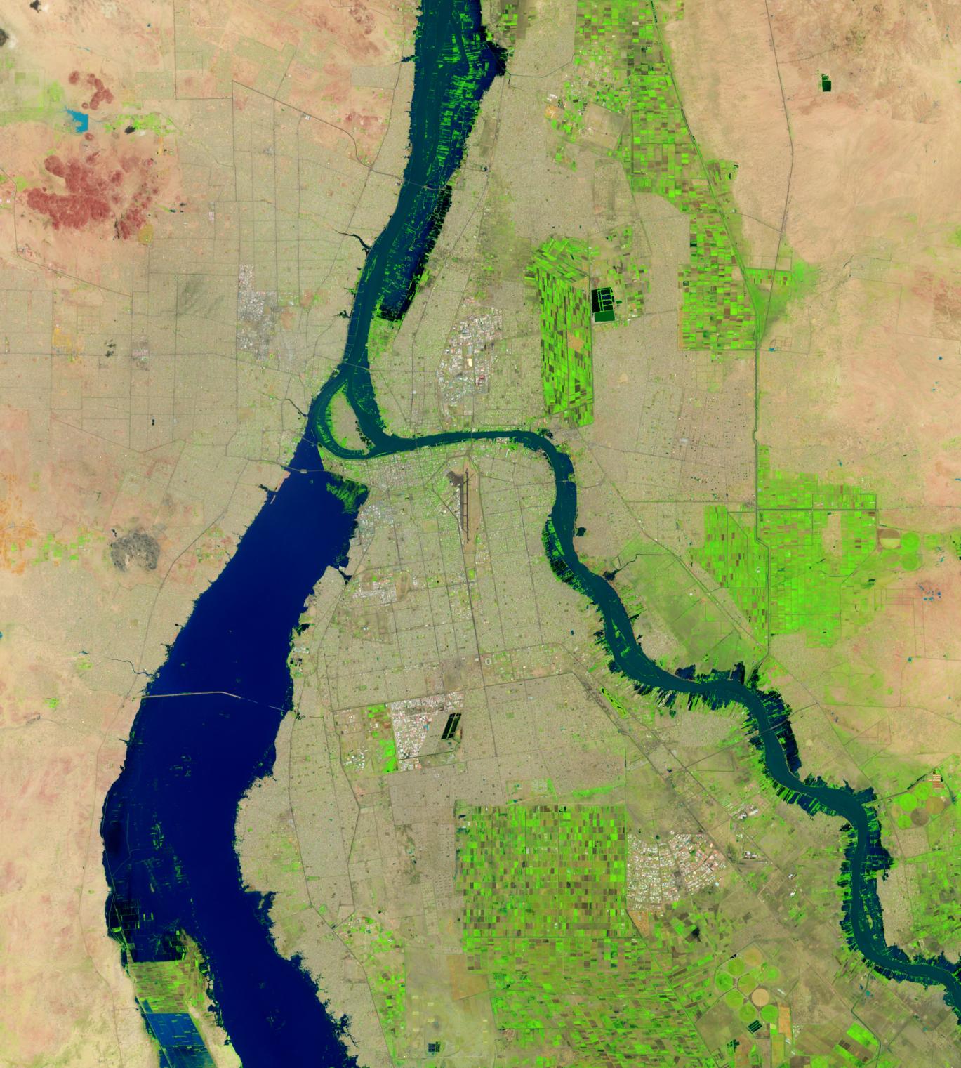 2020 nile flooding