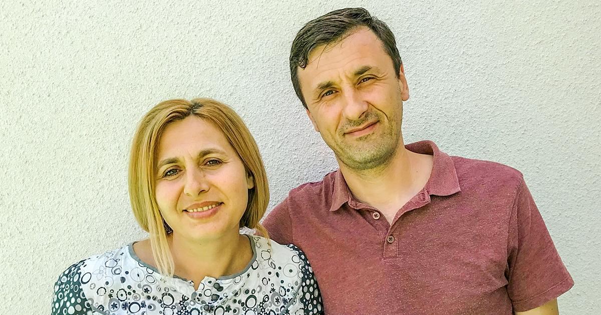Ruslan Telpiz, Larissa Telpiz, Bread of Life, Moldova