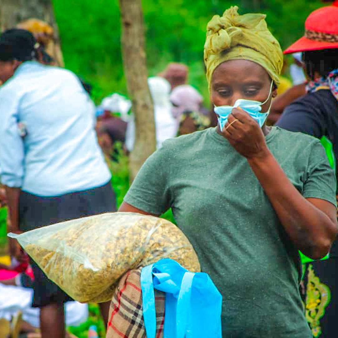 Zimbabwe, Relief and Evangelism