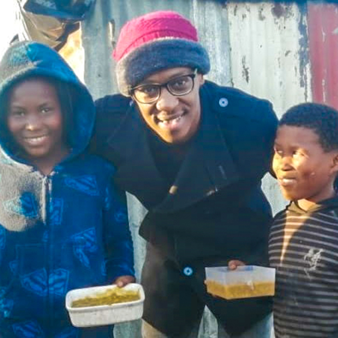 South Africa, Relief and Evangelism, Stone Hill, Project Joseph