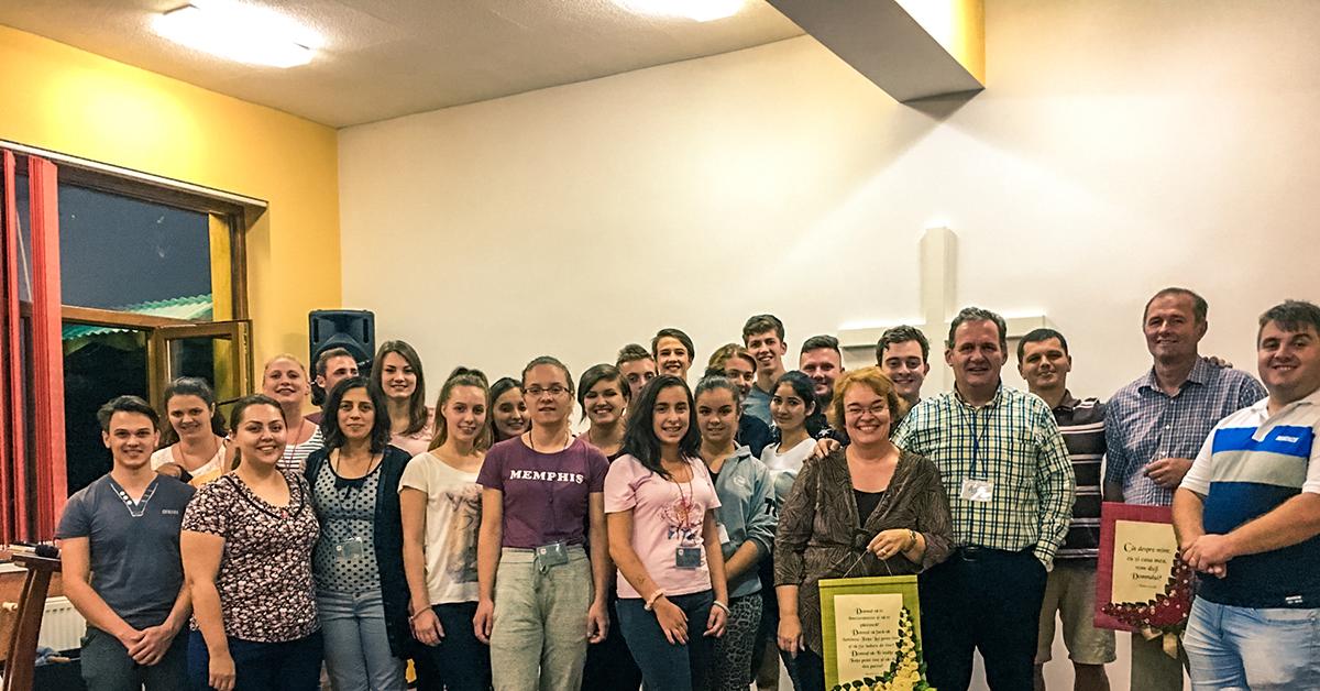 Romania, Young Couples Fellowship, Adi and Ema Ban