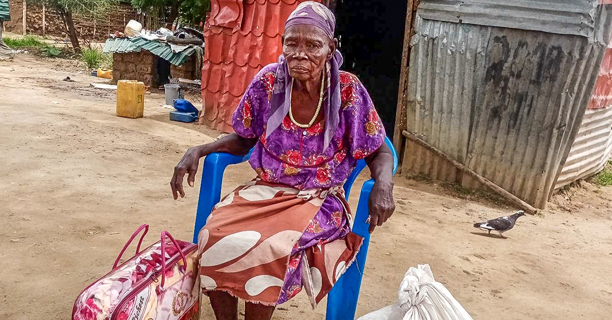 South Sudan, Lazarus Yezinai