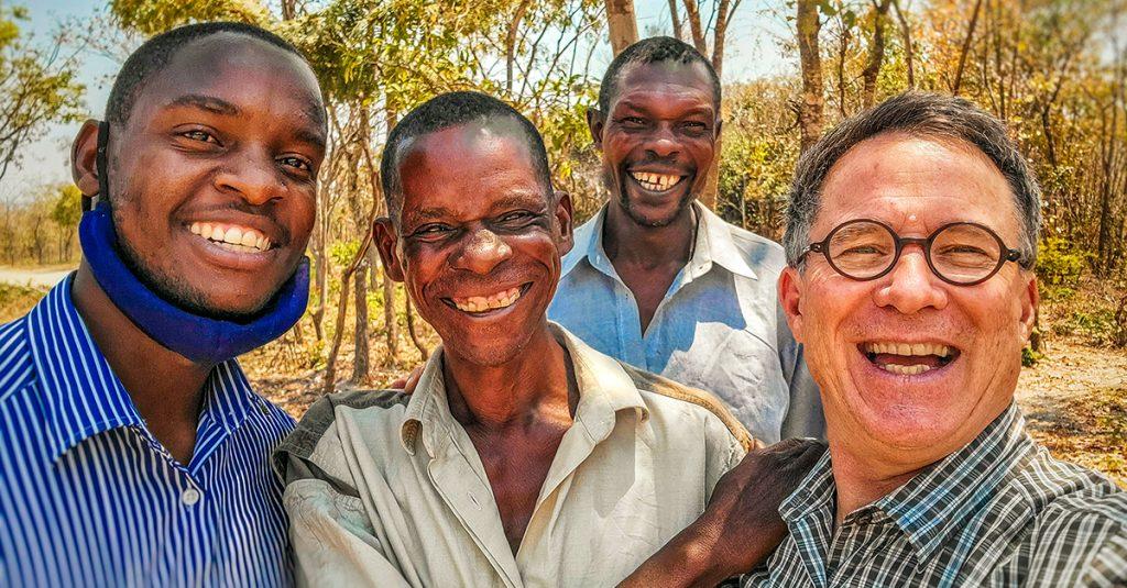 Slider, Steve Evers, Zambia, Spring of Love