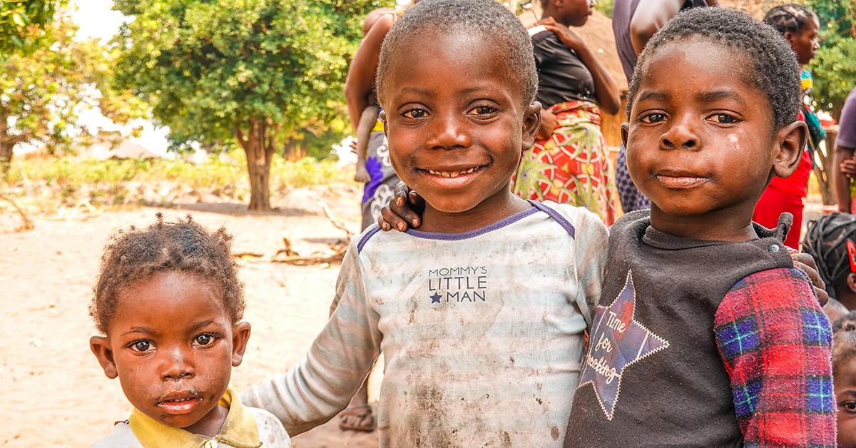 zambia, leach, clean safe water,