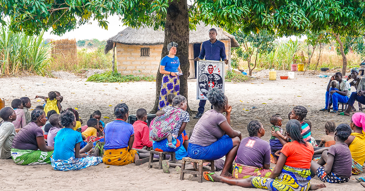 zambia, leach, clean safe water