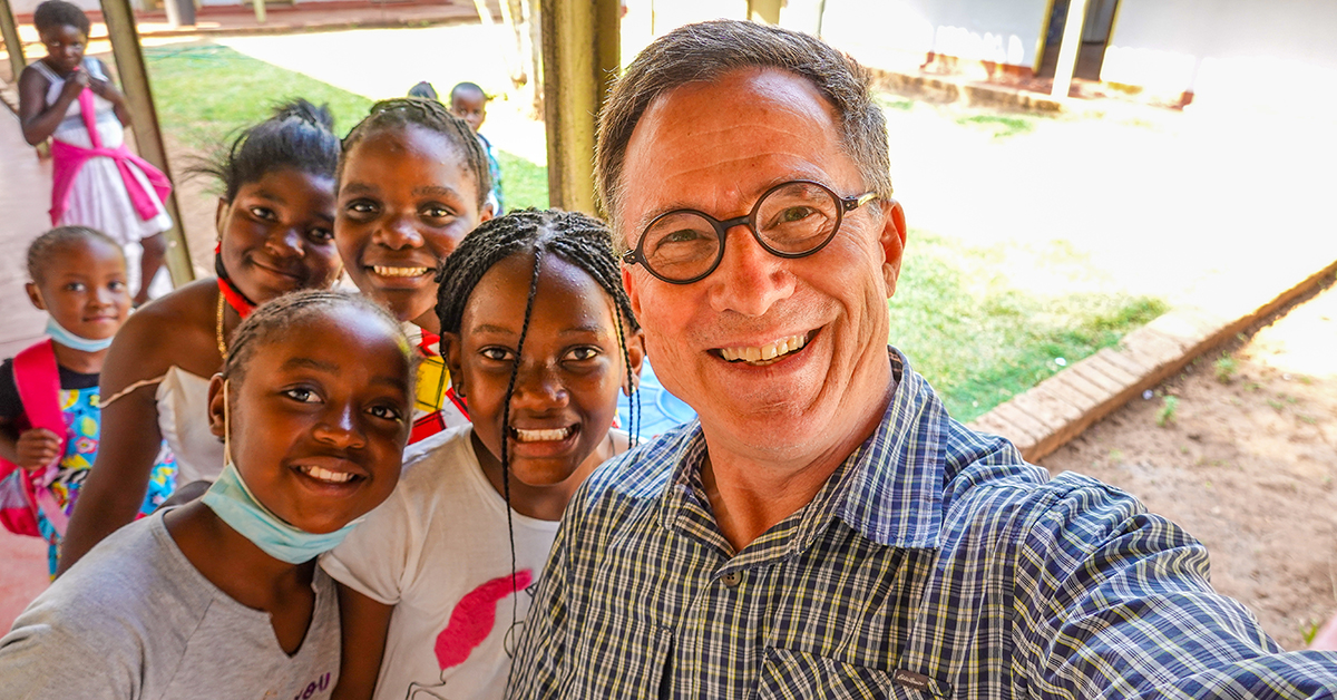 Steve Evers, Zambia, Excellence Christian Academy