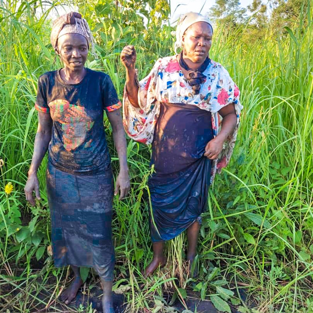 South Sudan, Vicky Waraka