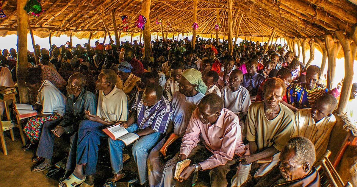 South Sudan, Mundri